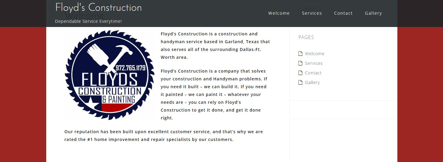 Floyd's Construction
